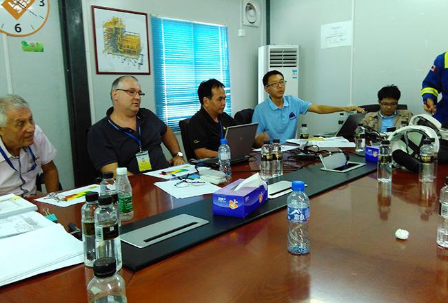 丰安科技与美国工程师会议