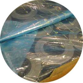汽车零件出口防锈使用VPCI-377和VPCI-126