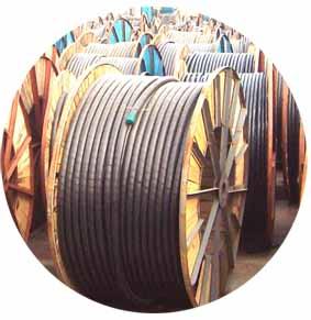 广州某电缆制造公司海运防锈使用VPCI126防锈膜