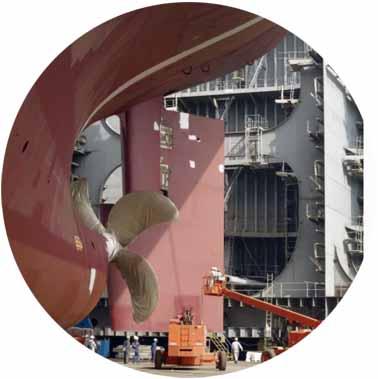 CORTEC VPCI-309防锈粉在船舶上的应用